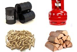 Виды и состав топлива